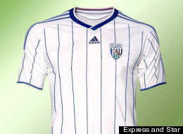Are West Brom About To Part With Their Traditional Stripes?