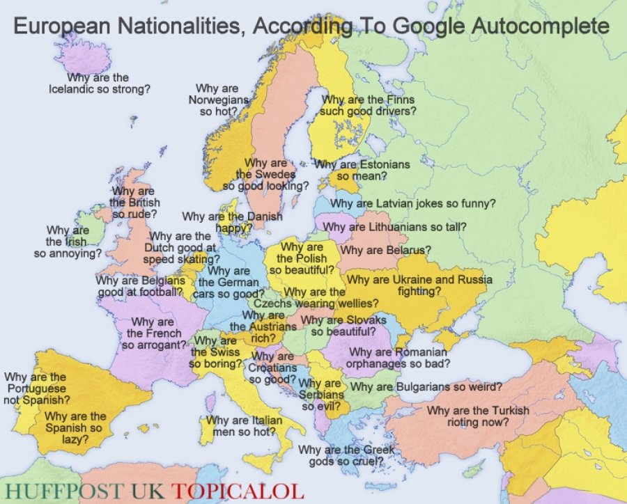 europe google autocomplete spoof
