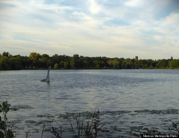 minne the lake monster