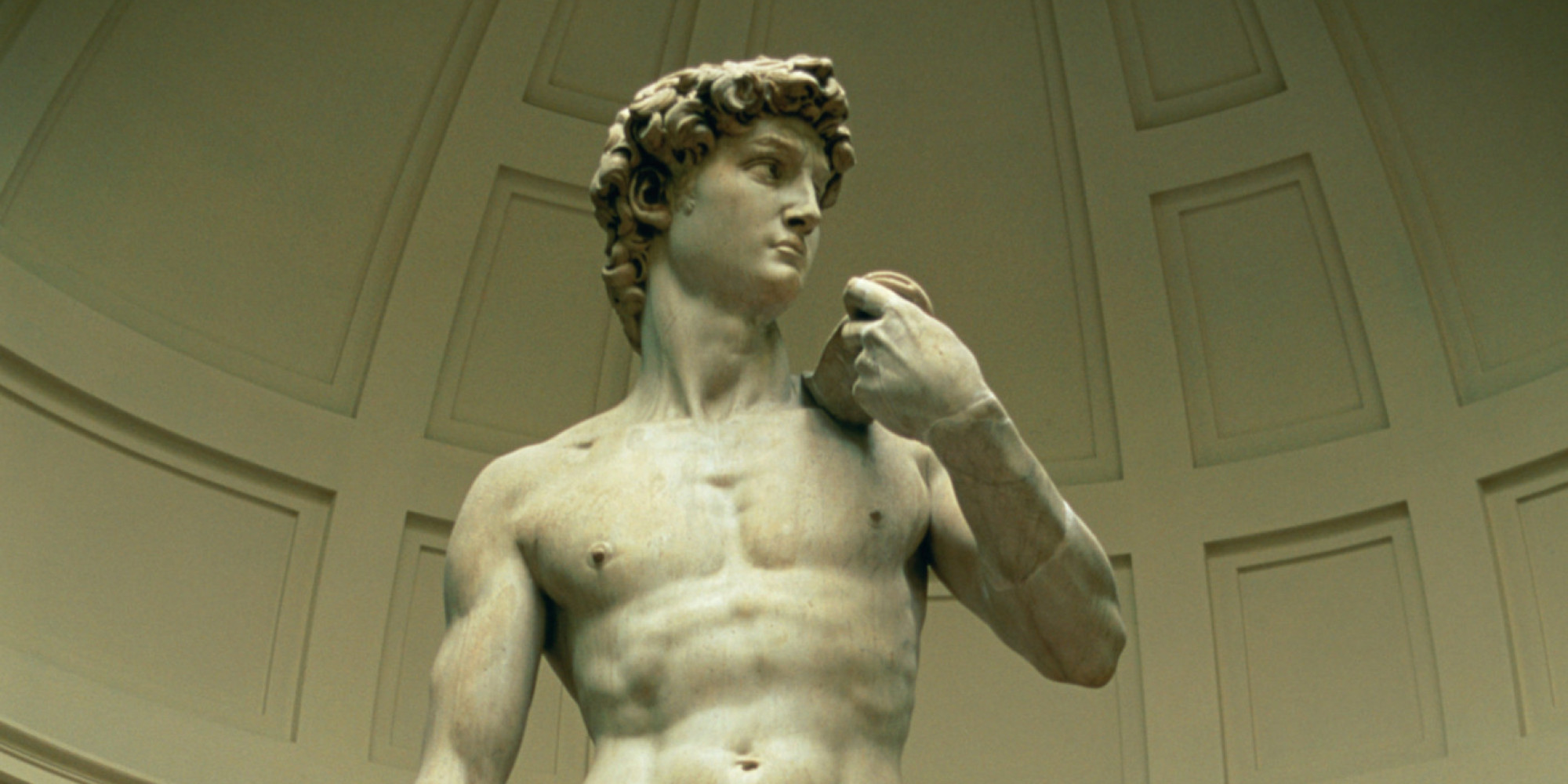 Weak Ankles May Bring Down Michelangelo's David