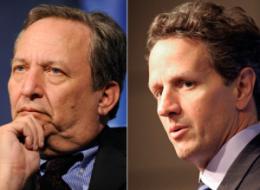 Summers-Geithner