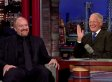 Louis CK Makes 'Late Show' History, Says Bye To Letterman In Best Way Ever