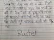 Little Girl's 'Brake Up' Note Offers A Serious Dose Of Real Talk