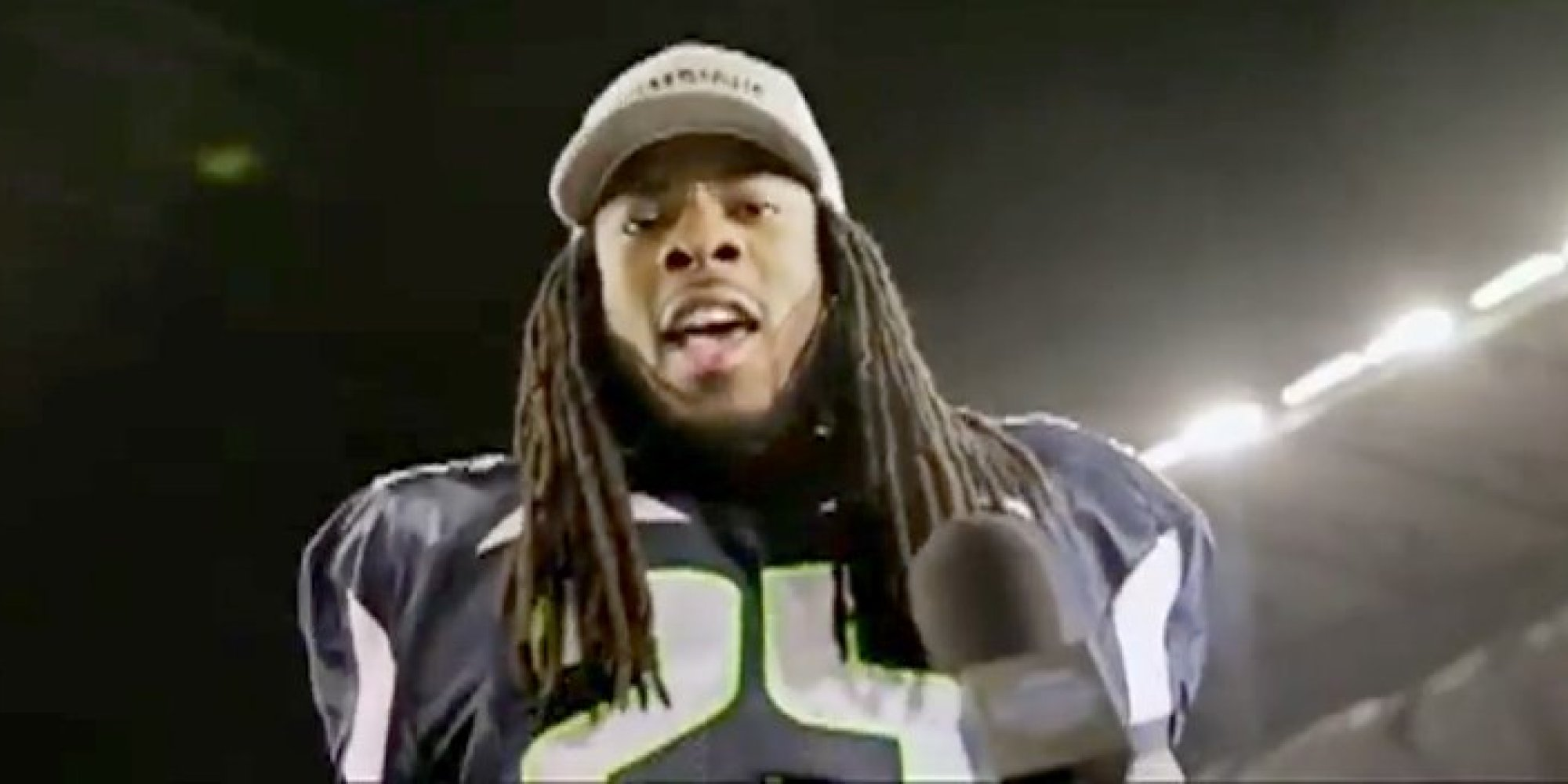 WATCH: Richard Sherman Sounds Off ... For A Good Cause