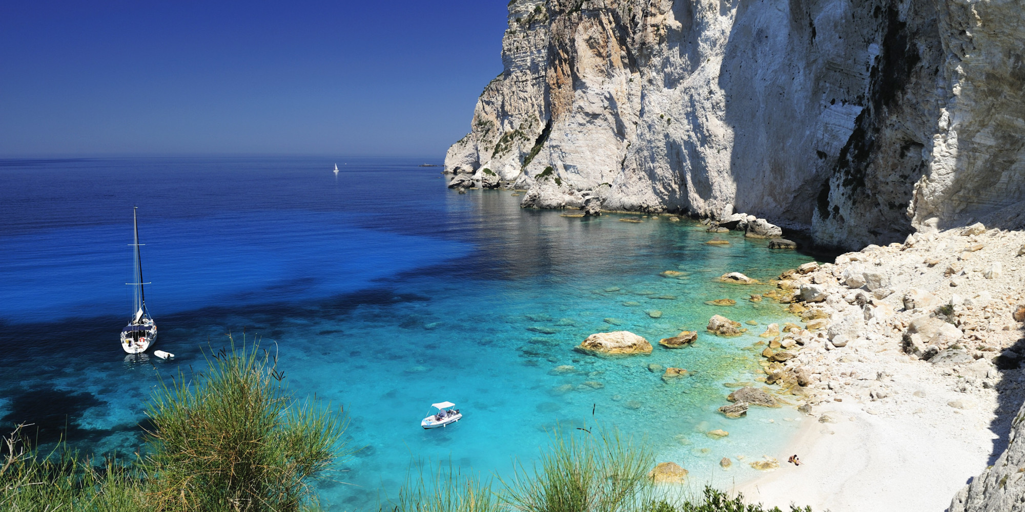 How To Get To Milos Island Greece