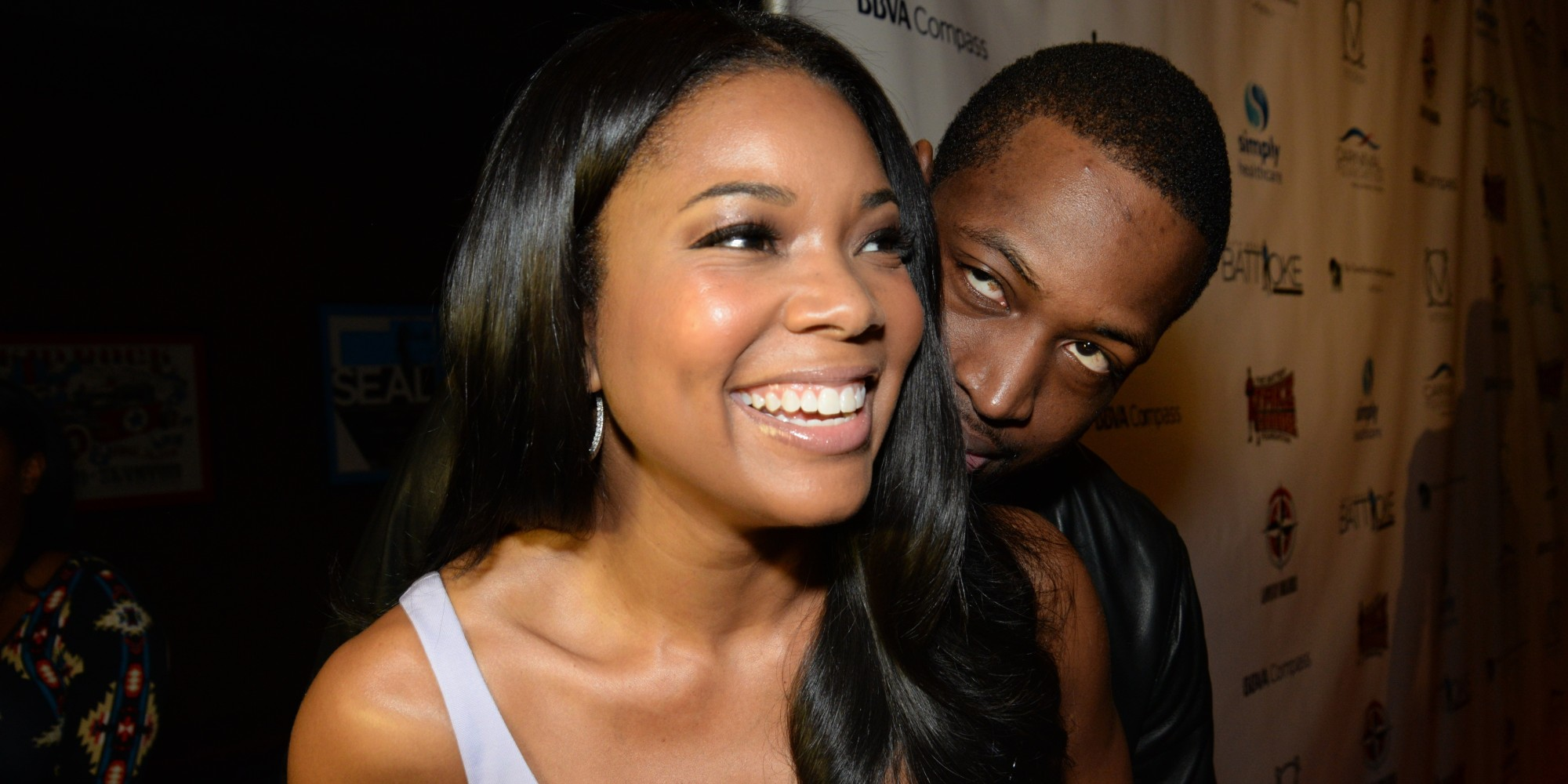 Gabrielle Union Dishes On Wedding Details & Connecting With Dwyane Wade's Children