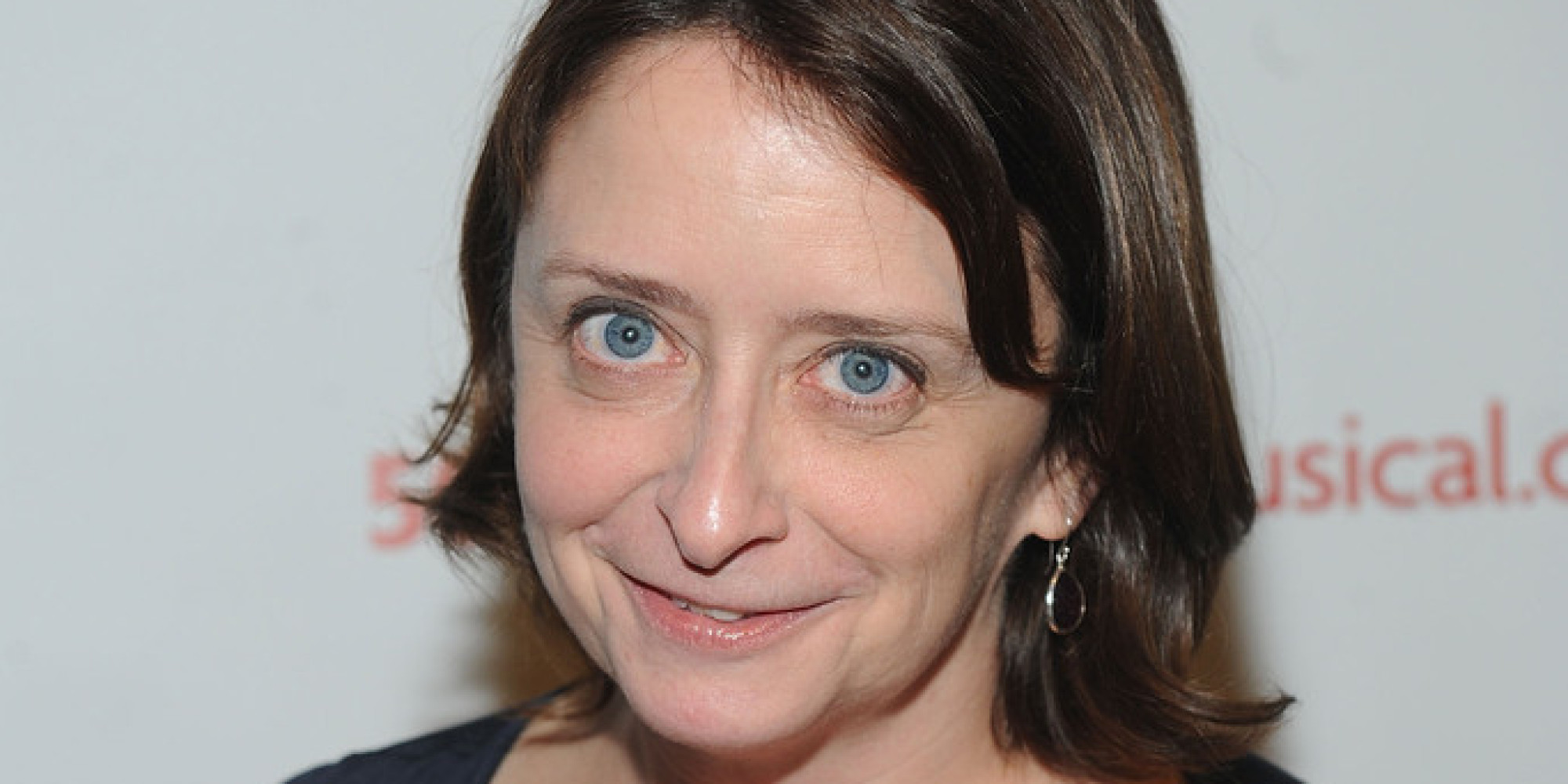 rachel dratch eyebrows