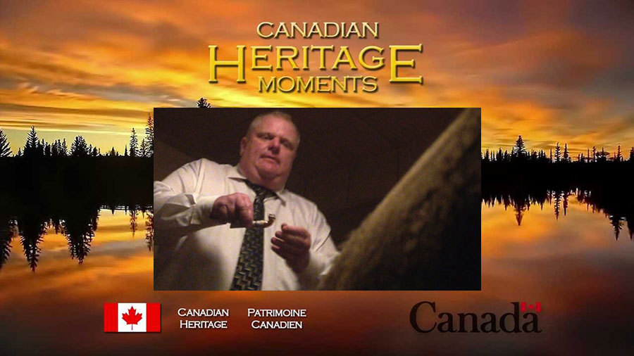 19 Canadian Heritage Minutes We'd Rather Forget