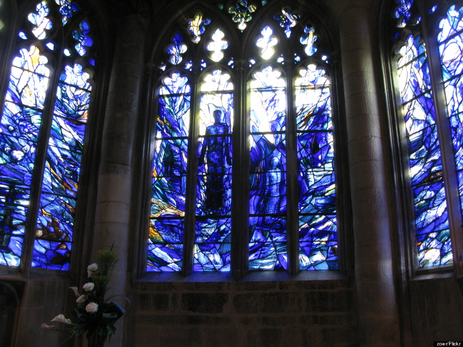 gloucester cathedral window