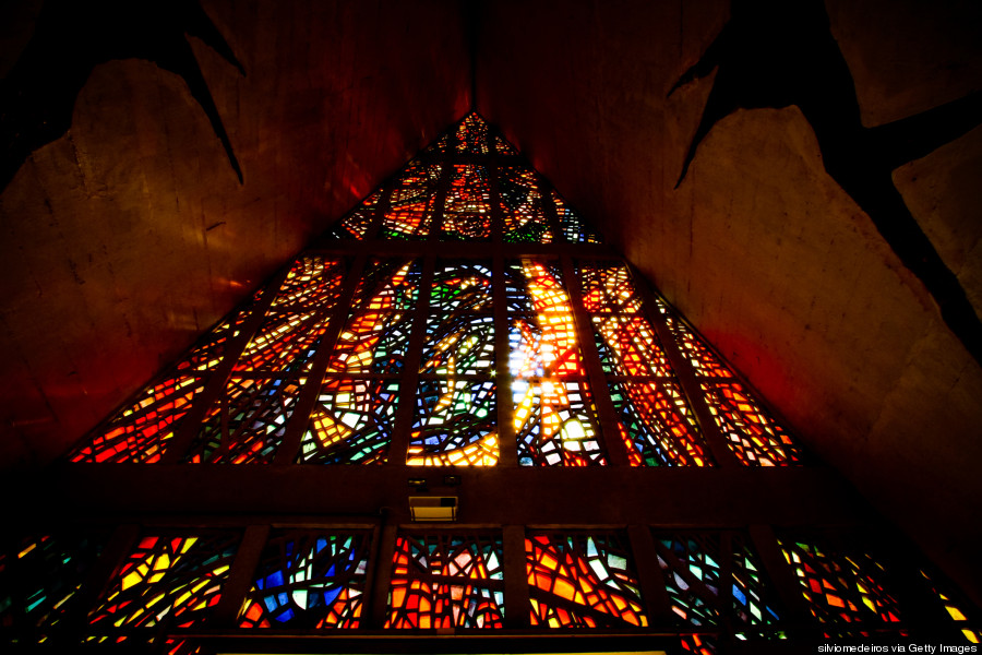 The Most Stunning Stained Glass Windows In The World