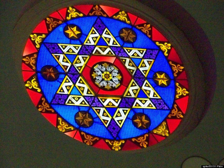 synagogue window