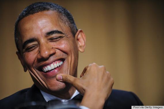 obama laughing whcp 13