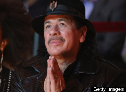 WATCH: Carlos Santana Explains Why He's Crazy And Happy