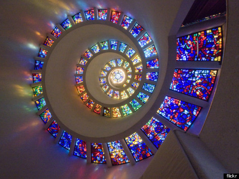 LOOK: The Most Stunning Stained Glass Windows In The World
