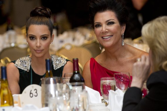 kim kardashian white house
