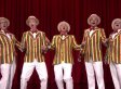 Kevin Spacey, Jimmy Fallon & The Ragtime Gals Turn 'Talk Dirty' Into A Barbershop Masterpiece
