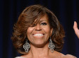 Michelle Obama White House Correspondents' Dinner 2014 Dress: Off-The-Shoulder Perfection (PHOTOS)
