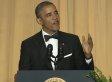 President Obama Zings CNN, MSNBC, Fox News At White House Correspondents' Dinner