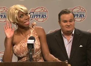 Snl Donald Sterling