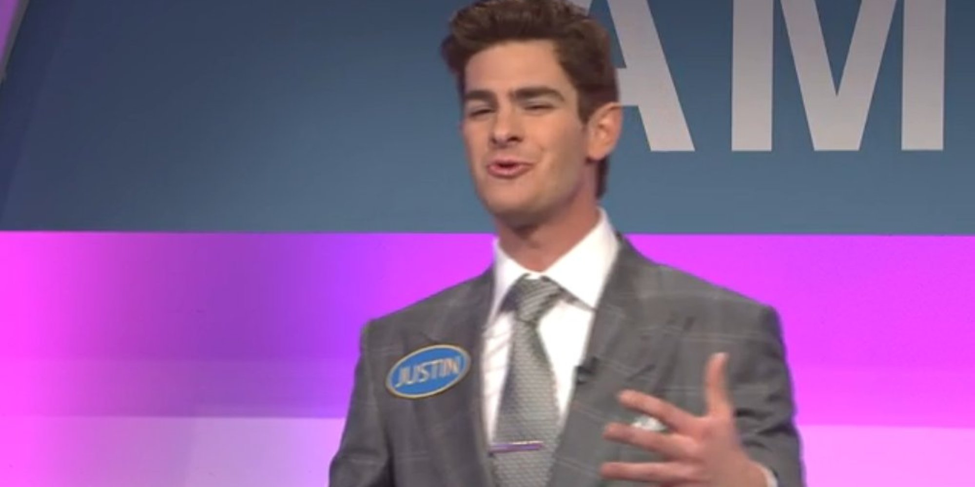 Andrew Garfield Channels Justin Timberlake In Snl Family