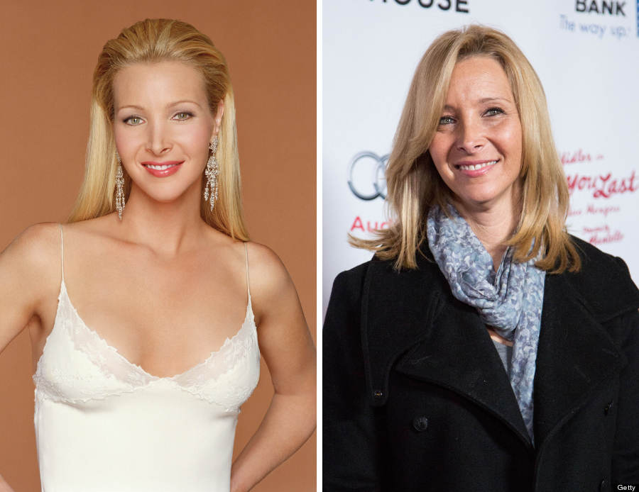 lisa kudrow split