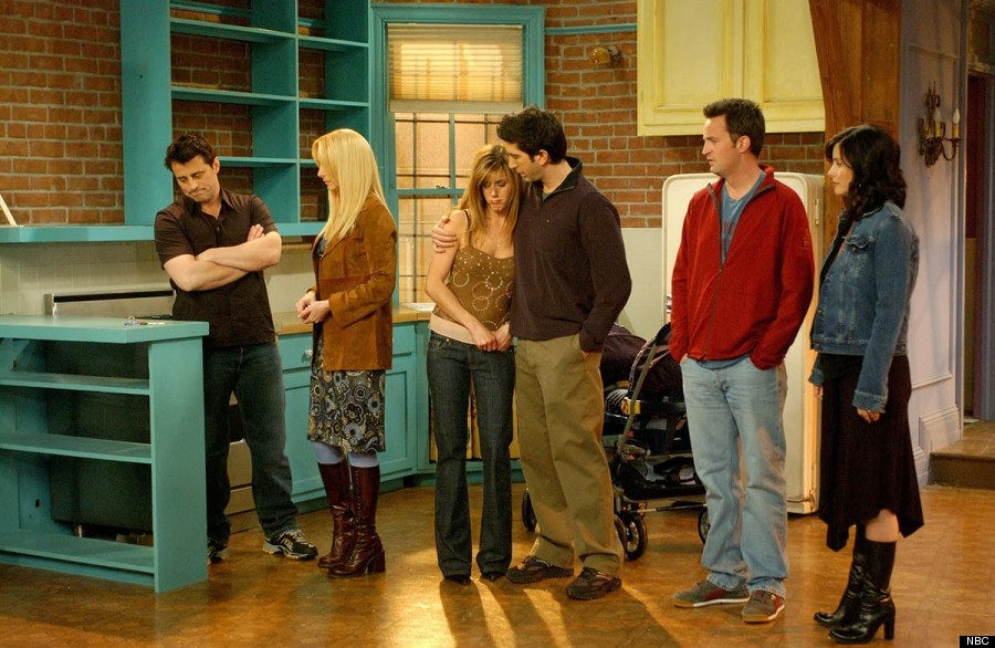 Which 'Friends' Star Has Had The Best Decade Since The 2004