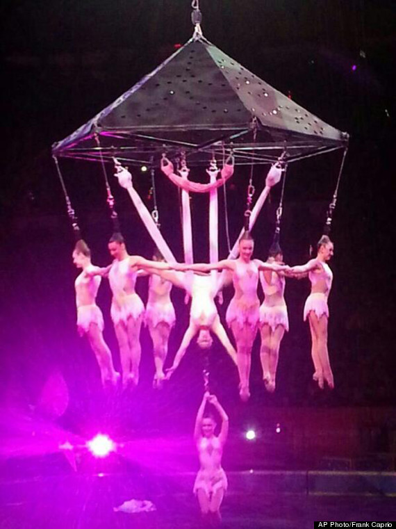 circus collapse