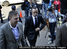 New Witness At Oscar Pistorius Trial