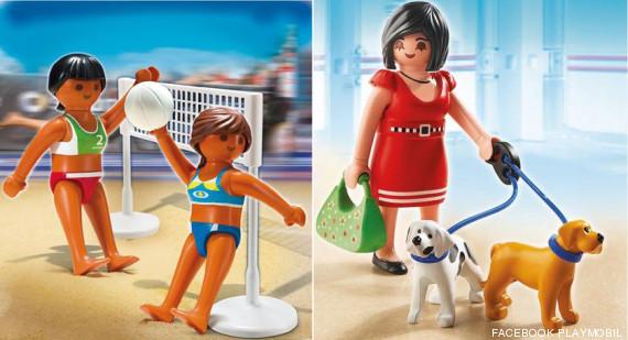 chicas playmobil