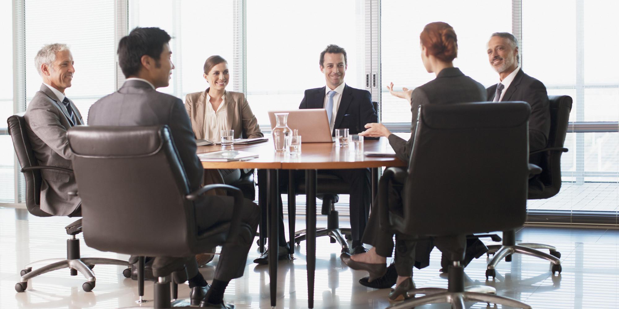my last board meeting