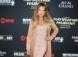 Khloe Kardashian Stuns In Tight Dress In Las Vegas