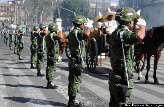 mexico revolution day