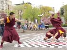 These 'Buddhist Monks' Are Breakdancing For A Very Good Reason