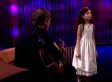 8-Year-Old Girl Sings Frank Sinatra's 'Fly Me To The Moon' Like Nobody's Business