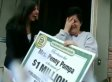 Woman About To Lose Her House Wins $1 Million, Reacts Appropriately