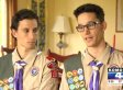 Liam And August Easton-Calabria, Twin Brothers, To Face Different Treatment From Boy Scouts
