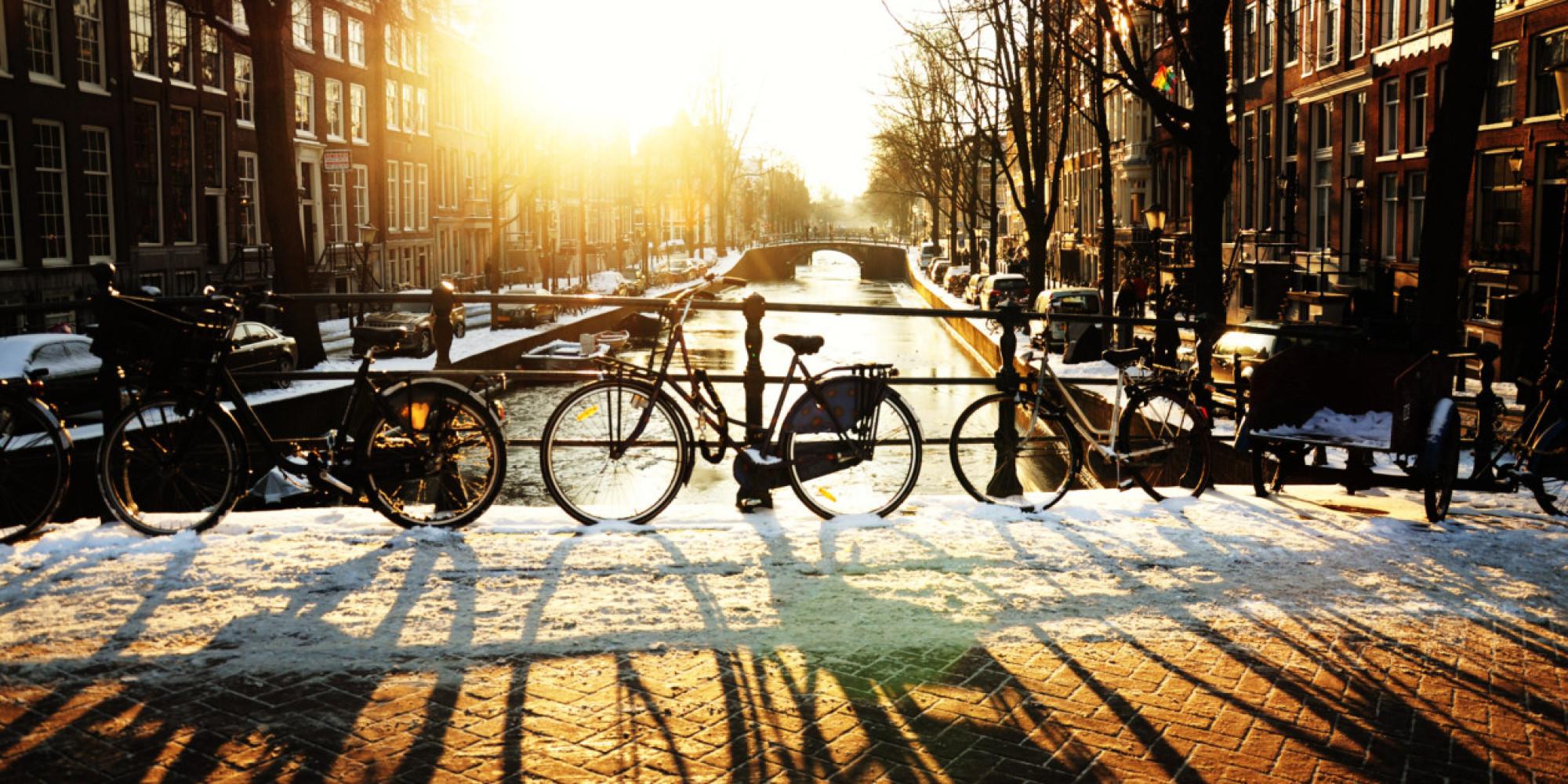 Paris, Barcelona & Amsterdam