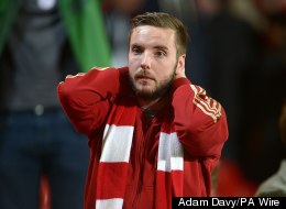 40 Pictures Of Liverpool Fans And Players Looking Sad