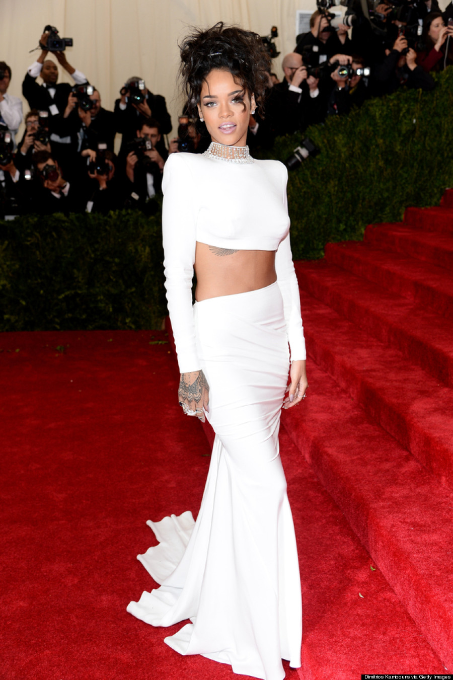 From The 2014 Met Gala