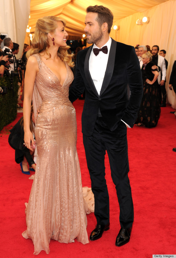 Blake Lively And Ryan Reynolds Were The Best-Dressed Couple