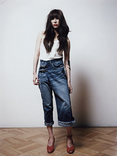 Fashion Identity Crisis Pants: One-Part Skinny Jeans, One-Part ...