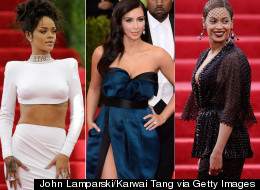 Met Ball 2014: Who Wore What?