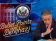 Jon Stewart Tears Fox News Apart For Benghazi Hypocrisy