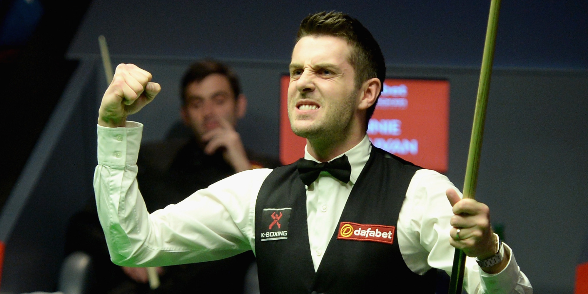 Mark Selby Ranking Biography - Leicester Snooker Player - Baby Twitter