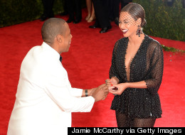 Jay Z And Beyonce Managed To Have The Met Gala's Cutest Moment