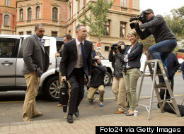 Pistorius Accused Of Making 'Sinister' Remark In Court