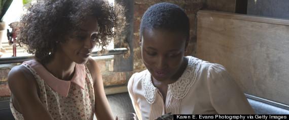 black woman acquaintances