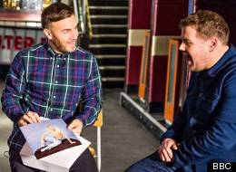 James Corden And Gary Barlow - The Latest Celebrity Pairing