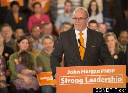 John Horgan Is B.C. Premier Christy Clark's Polar Opposite