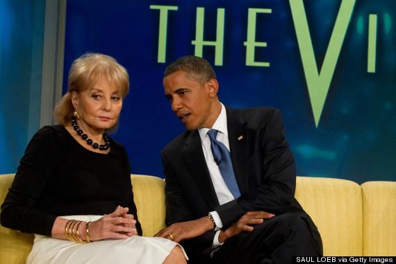 barbara walters obama